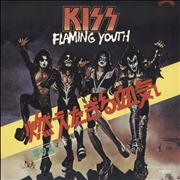 Click here for more info about 'Kiss - Flaming Youth'