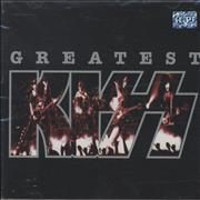 Click here for more info about 'Kiss - Greatest Kiss'