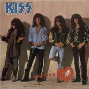 Click here for more info about 'Kiss - Hide Your Heart'