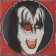 Click here for more info about 'Kiss - Interview With Gene - Uncut Picture CD'
