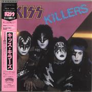 Click here for more info about 'Kiss - Killers + Obi + Pin-Up'