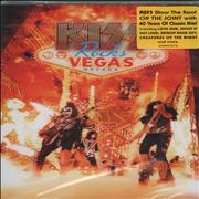 Click here for more info about 'Kiss Rocks Vegas - Sealed'