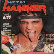 Click here for more info about 'Metal Hammer Magazine - Metal Hammer No. 2'