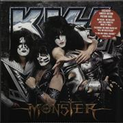 Kiss Monster - Sealed USA picture disc LP