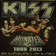 Click here for more info about 'Kiss - Monster Tour 2013'