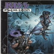 Click here for more info about 'Kiss - Psycho Circus [Issue 18]'