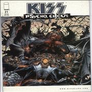 Click here for more info about 'Kiss - Psycho Circus [Issue 21]'