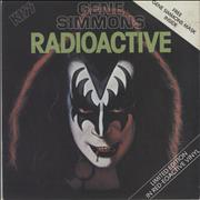 Click here for more info about 'Kiss - Radioactive - Red Vinyl + Mask'
