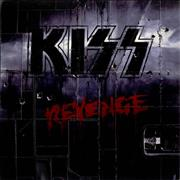 Click here for more info about 'Kiss - Revenge - Black Vinyl'