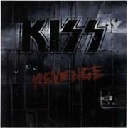 Kiss Revenge - Display Flat USA display Promo