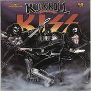 Kiss Rock 'N' Roll Comics USA magazine