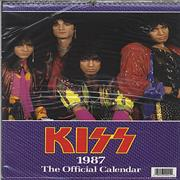 Click here for more info about 'Kiss - The Official Calendar'