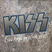 Click here for more info about 'Kiss - (you Make Me) Rock Hard'