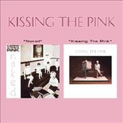 Click here for more info about 'Kissing The Pink - Naked / Kissing The Pink'