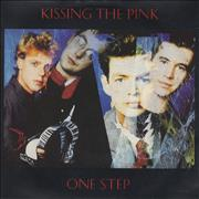 Click here for more info about 'Kissing The Pink - One Step'