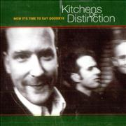 Click here for more info about 'Kitchens Of Distinction - Now It's Time To Say Goodbye'