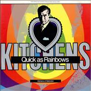 Click here for more info about 'Kitchens Of Distinction - Quick As Rainbows'