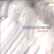 Click here for more info about 'Kitchens Of Distinction - When In Heaven'