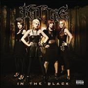 Click here for more info about 'Kittie - In The Black'
