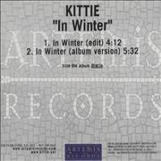 Click here for more info about 'Kittie - In Winter'