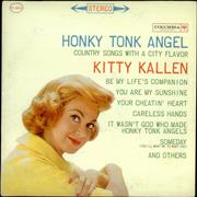 Click here for more info about 'Kitty Kallen - Honky Tonk Angel'