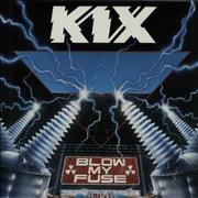 Click here for more info about 'Kix - Blow My Fuse'
