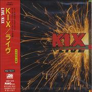Click here for more info about 'Kix - Live'