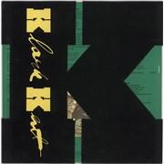 Click here for more info about 'Klark Kent - Klark Kent - Green Vinyl - Promo stamped'
