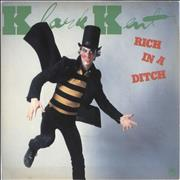 Click here for more info about 'Klark Kent - Rich In A Ditch - Green Vinyl'