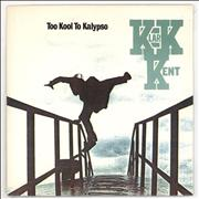 Click here for more info about 'Klark Kent - Too Kool To Kalypso - Green Vinyl'
