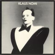 Click here for more info about 'Klaus Nomi - Klaus Nomi'