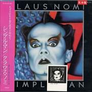 Click here for more info about 'Klaus Nomi - Simple Man'