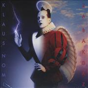Click here for more info about 'Klaus Nomi - Za Bakdaz'