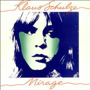 Click here for more info about 'Klaus Schulze - Mirage - Orange Label'