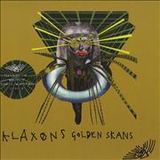 Click here for more info about 'Klaxons - Golden Skans - 2 x 7