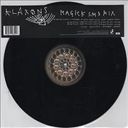 Click here for more info about 'Klaxons - Magick - Etched Vinyl'