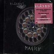 Klaxons Magick - Sealed France CD single