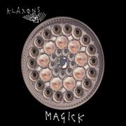 Klaxons Magick UK CD single