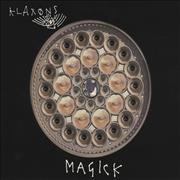 Click here for more info about 'Klaxons - Magick'
