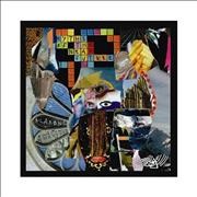 Klaxons Myths Of The Near Future UK CD album
