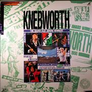 Click here for more info about 'Knebworth - Knebworth - The Silver Clef Winners'