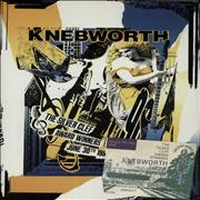 Click here for more info about 'Knebworth - Knebworth 1990 + Ticket Stub'