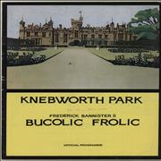Click here for more info about 'Knebworth - Knebworth Park 1974'