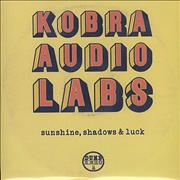 Click here for more info about 'Kobra Audio Labs - Sunshine, Shadows & Luck'