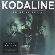 Click here for more info about 'Kodaline - Coming Up For Air - Sealed Deluxe Edition'