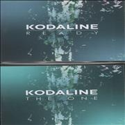 Click here for more info about 'Kodaline - Honest + The One'