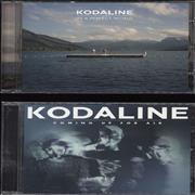 Click here for more info about 'Kodaline - In A Perfect World + Coming Up For Air'