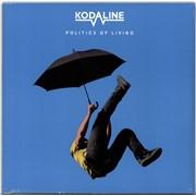 Click here for more info about 'Kodaline - Politics Of Living - 180gram Blue Vinyl - Sealed'