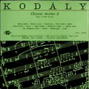 Click here for more info about 'Kodaly - Choral Works 3'