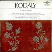 Click here for more info about 'Kodaly - Choral Works 8'
